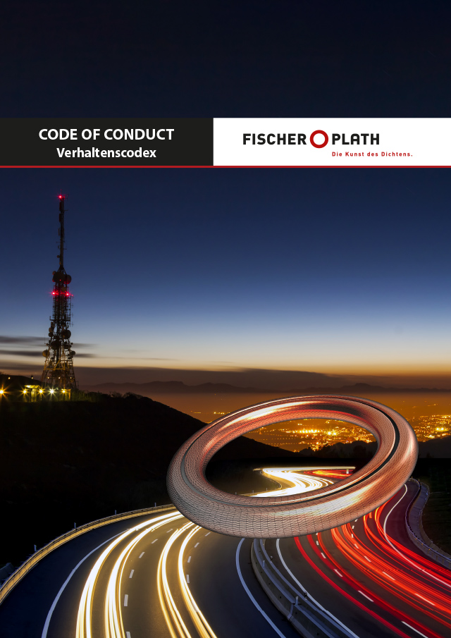 <p><strong><br/>Code of Conduct</strong></p><p>Fischer &amp; Plath GmbH</p>